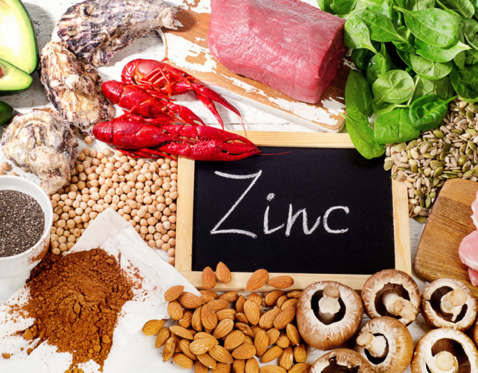 zinc for the body